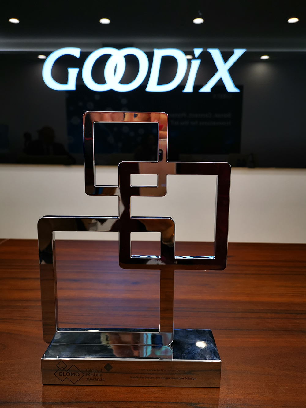 Innovative Smart Lock Solution by Goodix Receives Global Mobile