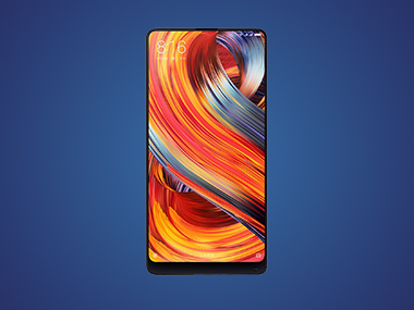 Full-Screen 2.0, Xiaomi Join Hands With Goodix And Debuts The Latest Full-Screen Flagship MIX2